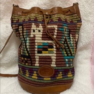 Carolina's Original Vintage bucketbag